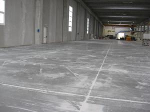 Cementi industriali stampati