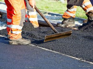 lavori edili stradali latina